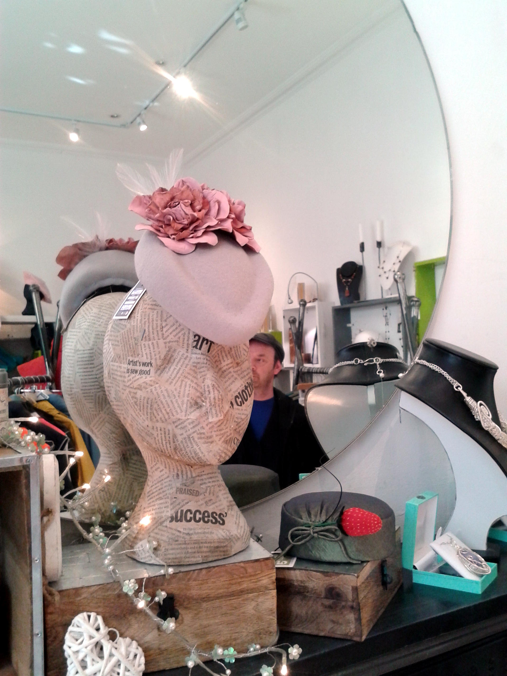 Tamaryn Millinery @ Design House